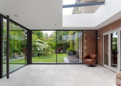 sunroom aluminium patio doors