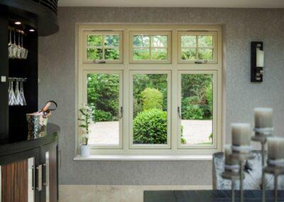 beautiful flush casement windows