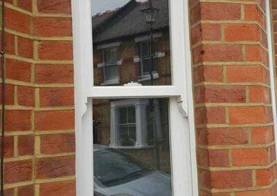 narrow sash window