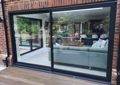 Visoglide Plus sliding patio doors