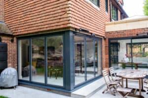 aluminium bi fold patio doors 14