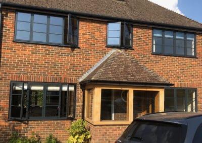 aluminium windows east horsley surrey 01