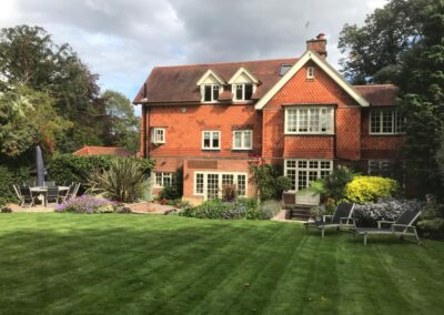 timber casement windows ashtead surrey 01